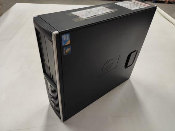 Desktop Hp 8100 I3 1ª Geração Hd 500gb 4gb Ram