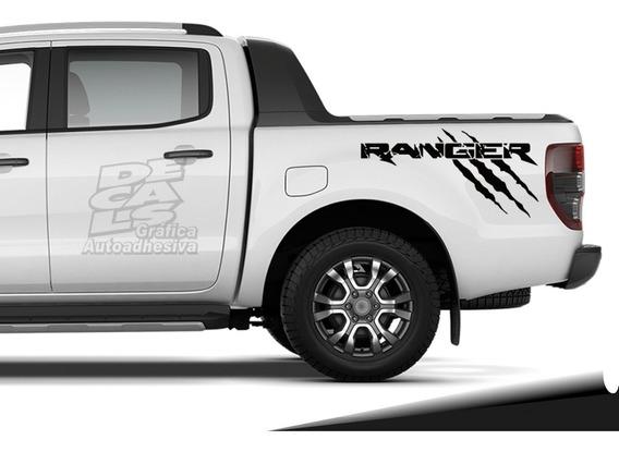 Calco Ford Ranger Scratch Juego