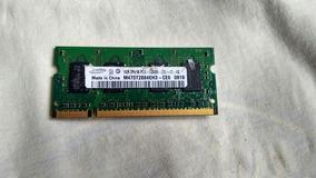 Memória Samsung Notebook 1gb Ddr2 2rx16 Pc2 667mhz 555 12 A3