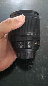 Lente 18-105 Mm Dx Vr Nikon Ótimo Estado Baixou Pra Vender