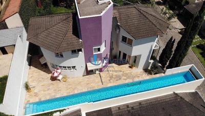 Casa Com 3 Dormitórios À Venda, 315 M² Por R$ 1.590.000 - Jardim Coleginho - Jacareí/sp - Ca1171