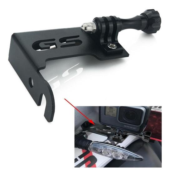 Suporte Adaptador Para Camera Gopro Bmw R1200gs Lc E Adv Lc