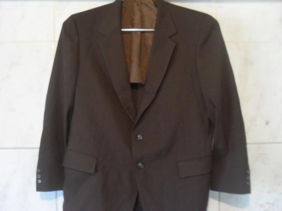 Blazer Terno Colete The Confort Suit Tamanho 56 Gg Us46r 41w