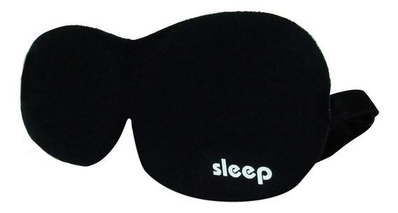 Máscara De Dormir Confortável 3d Tampa Olho Viseira Repouso