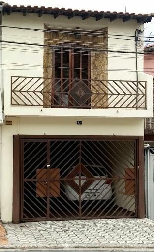 Sobrado Com 3 Dormitórios À Venda, 120 M² Por R$ 585.000,00 - Jardim Bom Clima - Guarulhos/sp - So0187