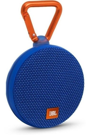 Caixa De Som Bluetooth Jbl Clip 2 - Varias Cores