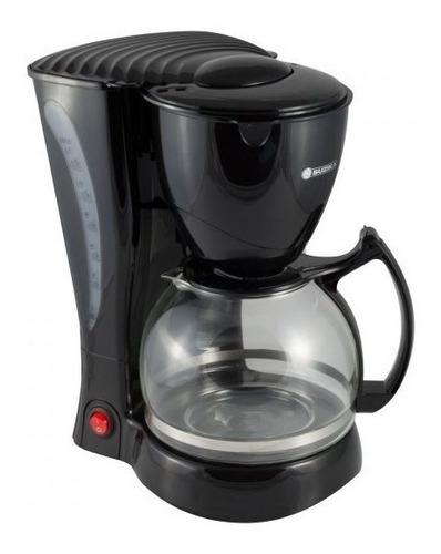 Cafetera De Filtro 400w Hasta 12 Pocillos Jarra Vidrio 1,2lt