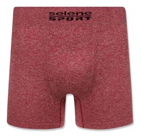 Cueca Boxer Sem Costura Selene Kit C/7 - Ref.11072004