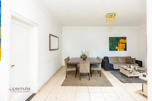 Ótimo Apartamento Com 2 Dormitórios À Venda, 114 M² - Parque Santa Cecília - São Paulo/sp - Ap2021