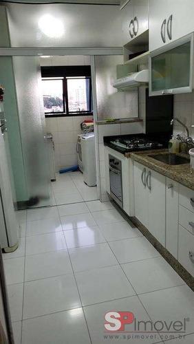 Imagem 1 de 18 de Apartamento Para Venda Com 86 M² | Vila Prudente| São Paulo Sp - Ap143675v