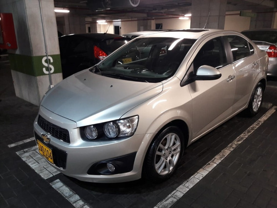Chevrolet Sonic Lt 2015 At