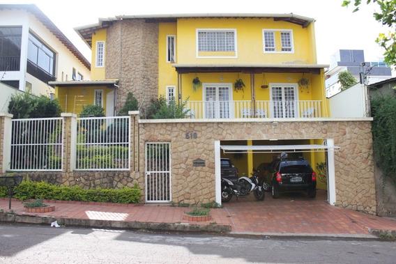 Casa Com 5 Quartos Para Comprar No Castelo Em Belo Horizonte/mg - 43055