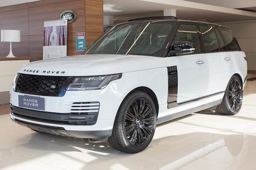 Range Rover Vogue Se 5.0 V8