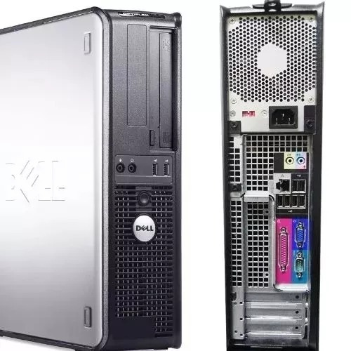 Kit 2 Cpu Dell Sem Memória Sem Hd Sem Leitor Dvd Promoção