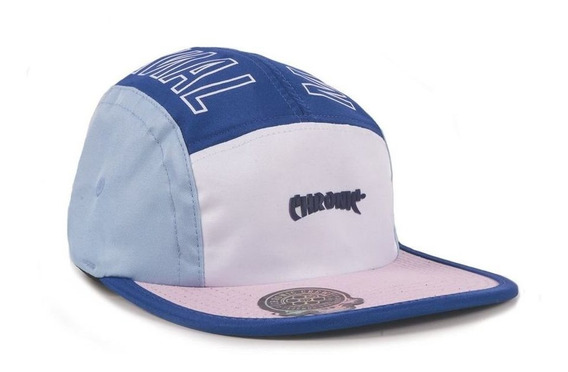 Boné 5 Five Panel Chronic Aba Reta Strapback Fita Original