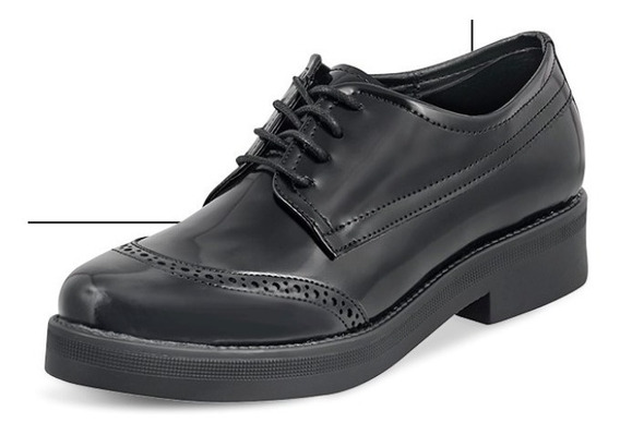 Zapato Elegante 3 Cm P/dama 23700 Ck O19 Uy4