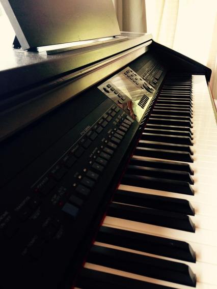 Piano Digital Yamaha Clavinova Cvp 401