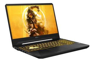 Notebook Asus Tuf Ryzen 7 16gb Ssd 512gb + 1tb Rtx 2060 6gb