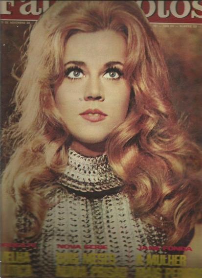 Fatos E Fotos 1967.jane Fonda.alagoas.bom Jesus Da Lapa.moda