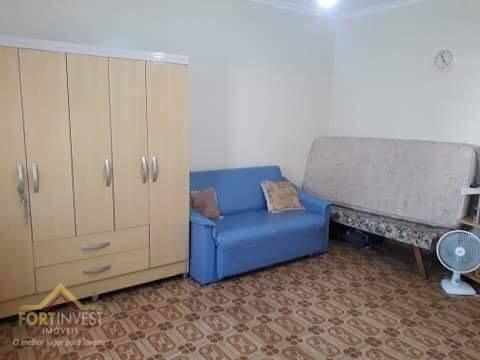 Imagem 1 de 12 de Kitnet Com 1 Dormitório À Venda, 32 M² Por R$ 140.000,00 - Boqueirão - Praia Grande/sp - Kn0139