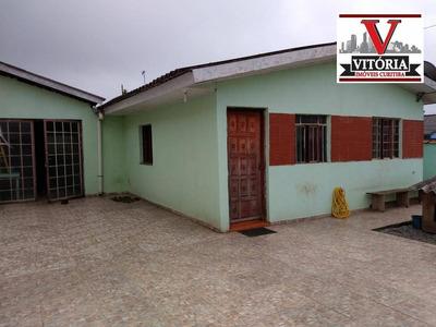 Casa Com Terreno 540m², À Venda, Borda Do Campo, São José Dos Pinhais. - Ca0594