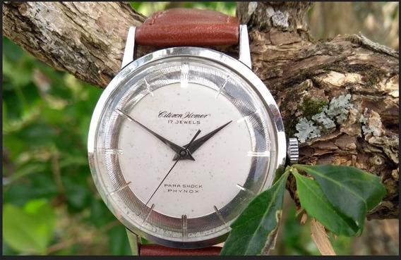 Relógio Citizen Homer Phinox De 1963