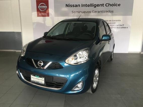 Nissan March 5p Advance L4/1.6 Man