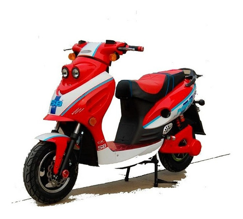 Moto  Scooter Sakura Electrica