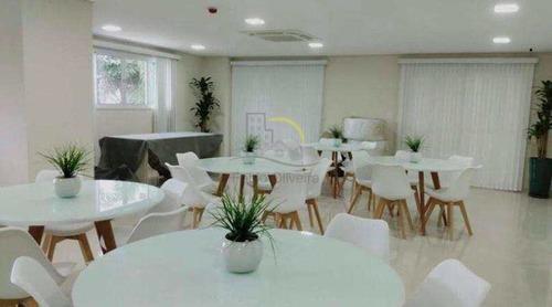 Apartamento Com 2 Dorms, Ocian, Praia Grande - R$ 345 Mil, Cod: 3013 - V3013