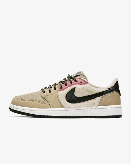 Zapatillas Nike Air Jordan 1 Retro Low -talle 10 Us 43 Arg