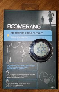 Reloj Boomerag Pulsometro Deportivo Cardiaco