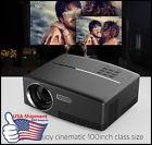 Full 1080p Video Projector Video Home Cinema Theater Support