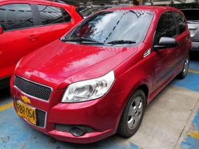 Chevrolet Aveo Emotion 3ptas Financio Y Recibo Usado