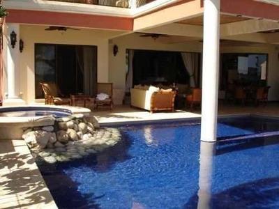 Casa Con 5 Recamaras En Acapulco