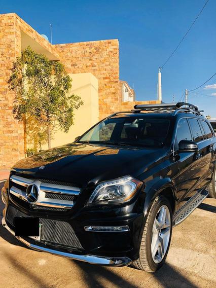 Mercedes-benz Clase Gl Gl 500 4matic