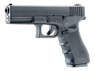 Pistola Glock 17 Co2 4,5 Umarex Blowback Gen 4 Local Palermo
