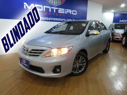 Toyota Corolla 2.0 Altis Flex Aut Blindagem Iii-a Top