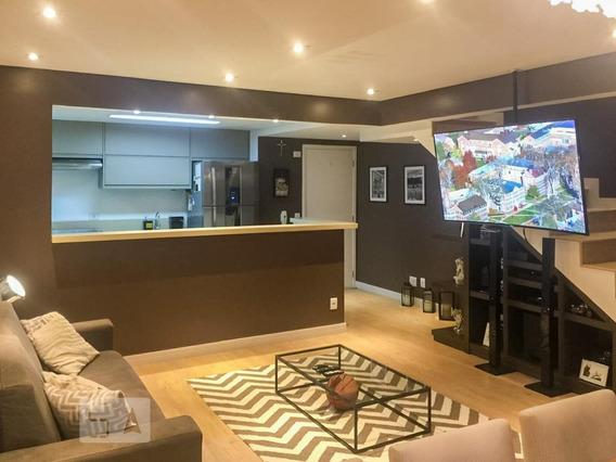 Apartamento Para Aluguel - Alphaville, 2 Quartos, 88 - 893075777