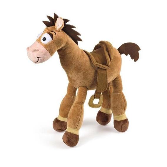 Pelucia Toy Story Cavalo Bala No Alvo C/ Som 30cm - Br807