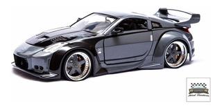 Nissan 350z Dk Velozes E Furiosos Jada 1:24 C/ Caixa