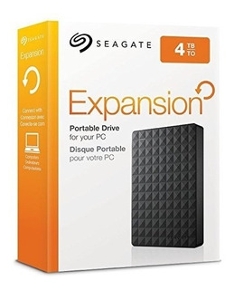 Disco Duro Externo Seagate Expansion 4tb Original Walsystem