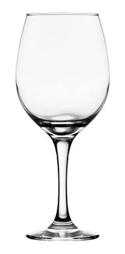 Imagen 1 de 3 de Copa Vidrio Vino Tinto Barone 385 Ml. Nf