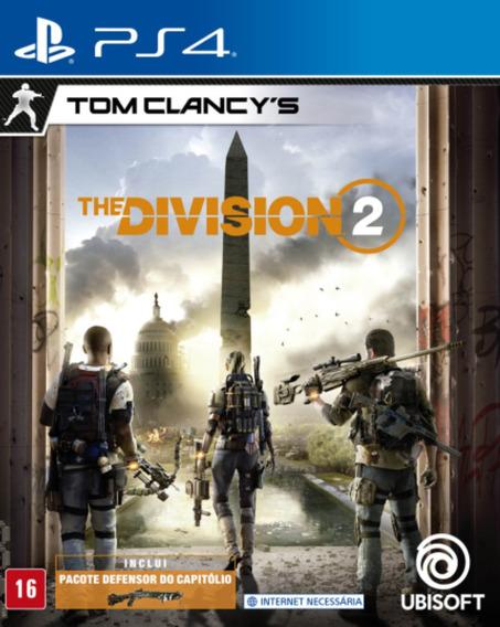 Tom Clancys The Division 2 Ps4 Psn**original**1