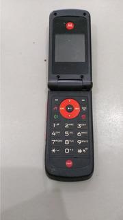 Celular Motorola W 270 Para Retirar Peças