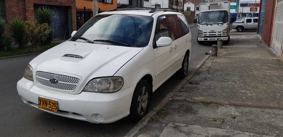 Kia Carnival Rs Particular