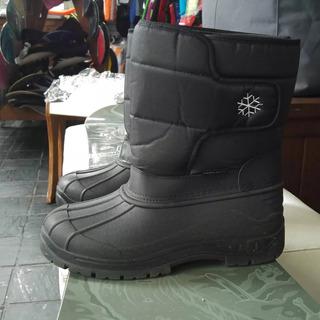 Bota Apreski Impermeables Freeride Nieve Snow Usadas