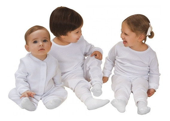 Paca De Ropa Para Bebe Mameluco, Pañalero Y Conjunto