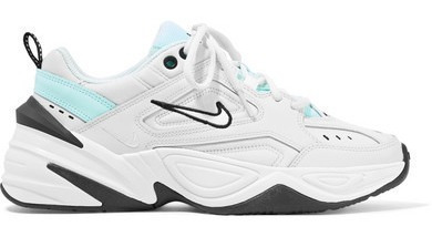 Nike M2k Tekno Leather And Mesh