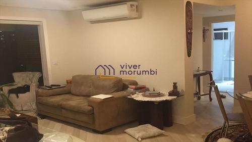 Imagem 1 de 10 de Apartamento Para Venda No Bairro Panamby Em São Paulo Â¿ Cod: Nm3935 - Nm3935