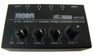 Amplificador Auricular Auriculares Moon Ha400 Musicapilar
